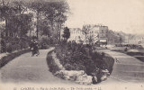 59 - Cambrai - Vue Du Jardin Public- Public Garden (belle Animation, ..) - Cambrai