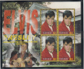 Tuvalu MNH Scott #987 Sheet Of 4 $3 Elvis Presley - 70th Ann Of Birth - Tuvalu