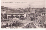 LESKOVICI (EPIRE ) LESKOVIK ALBANIE  38 VUE GENERALE A GENERAL VIEW (MILITAIRES ET CAMIONS) 1918 - Albanie