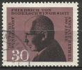 1967 Germania Federale - Usato / Used - N. Michel 537 - Usati