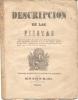 DESCRIPCION DE LAS FIESTAS QUE CON MOTIVO DEL ANIVERSARIO DE LA JURA DE LA CONSTITUCION DEL ESTADO, FESTIVIDAD DE N.S. D - Storia E Arte