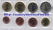 Lussemburo Luxembourg Gli 8 Valori 2012 Da 1 Cent A 2 Euro - Luxemburg