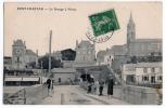 Pontchateau Loire Atlantique Passage à Niveau Bon Marché Pub Menier 1907 état Superbe - Pontchâteau
