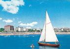 "AK: Segelschiff ""Eddardo"" Vor Riccione, Um 1960 - Segelboote"