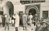 BIZERTE  Quartier Arabe Batiment De La Marine - Tunisia