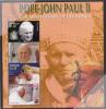 Tuvalu MNH Scott #957 Sheet Of 4 $1.50 Pope John Paul II 25th Anniversary Of His Papacy - Tuvalu
