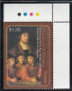 Tuvalu MNH Scott #946 $1.20 ´Portrait Of A Man And His Three Sons´ By Bruyn The Elder - The Hermitage 300 Years - Tuvalu