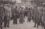 CARTE PHOTO SCOUTISME BOY SCOUTS DELEGUATION INDIENS D' AMERIQUES  UNIQUE  ! ! ! - Scoutisme