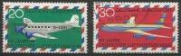 1969 Germania Federale - Usato / Used - N. Michel 576-577 - Usati