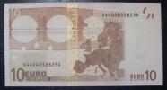 10 EURO R019F5 Germany Serie X Perfect UNC - 10 Euro