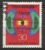 1969 Germania Federale - Usato / Used - N. Michel 599 - [7] Repubblica Federale