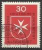1969 Germania Federale - Usato / Used - N. Michel 600 - Usati