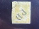 Italy Tuscany Stamp #2 Forgery Used Thin - Tuscany