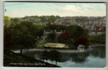 Yorkshire - Sheffield, Crookes Valley And Dam - Postcard - Sheffield