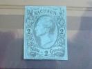 Germant Saxony State Stamp #11 Mint NG VF - Saxony