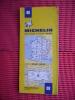 Carte Routiere Geographique  Michelin  80 - Roadmaps