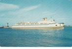 Traversier Princess Anne Ferry Between Little Creek & Kiptopeke Va. - Non Circulée - Ships