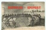 ECOLES - SCHOOL - CLASSE De DESSIN à L´Ecole Primaire De Jeunes Filles De Chasseneuil Sur Bonnieure - Dos Scané - Ecoles