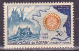 FRANCE    Y.T. N° 1009  NEUF** - Unused Stamps