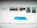 Cover Sent From Canada To Lithuania, Train, Ship, Captain, Hopkins, Painter, Toronto, - Enveloppes Commémoratives