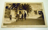 SOMALIA MOGADISCIO PORTA GIARDINO 1928 ASCARI TRES RARE - Somalië