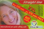 Israël Prepaid 013Barak XLL 825U - Israel
