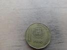 Dominicaine  1 Pesos  2002  Km80 1 - Dominicaine