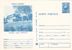 MESTECANIS CHALET, IACOBENI, 1980, CARD STATIONERY, ENTIER POSTAL, UNUSED, ROMANIA - Holidays & Tourism