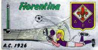 Figurine Panini 1974 /75... Scudetto Della Fiorentina - Panini