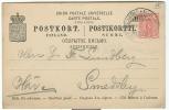 Finlande - Entier Postal De Nikolaistad Versmedsley, Voir Scan - Entiers Postaux