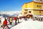 MADONNA DI CAMPIGLIO - Dolomiti Di Brenta - Rifugio Stoppani Al Passo Del Grostè - Animation - TBE, Carte Neuve, 2 Scans - Trento
