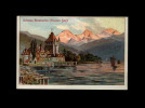 CHROMOS - SUISSE - Schloss Blauhofen (Thuner See) - Publicité CAILLER Milk Chocolate - Chocolat - Chocolade