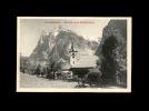 CHROMOS - SUISSE - Grindelwald - Kirche Und Wetterrhorn - Publicité CAILLER Milk Chocolate - Chocolat - Autres