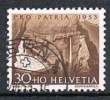 Schweiz, 1953 Pro Patria 30 Cent., MiNr. 583 Gestempelt (a280403) - Pro Patria