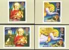 Christmas 2011  -  Full Set Of 8 Stamp Cards - 1952-.... (Elizabeth II)