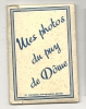 Photos - Lieux - Mes Photos Du Puy-de-Dôme (63) - Pochette De 12 Vues - Places