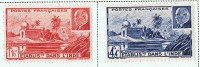 INDE 1941  Pétain  Yv 126-7 * - Indien (1892-1954)