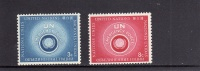 UNITED NATIONS NEW YORK - ONU - UN - UNO 1957 FORZE ARMATE - EMERGENCY FORCES DAY MNH - Ungebraucht