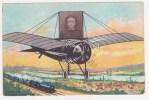 Aviation Carte Fantaisie - Avions
