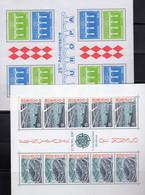 Mittel-/West-Europa 2012/2013 Michel Katalog Neu 116€ Band 1+6 A CH CSR HU FL Slowakei UNO B NL Lux Man Jersey UK EIRE - Holanda