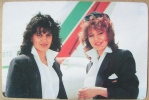 1989 - Bulgarian Airlines - Balkan - Calendari