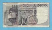 LOT N° A 97   *ITALIE*BILLET*10.000  LIRE*BILLET CIRCULE*30.10.1976* - [ 2] 1946-… : République