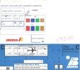 Boarding Pass - Brussels-Madrid-Brussels - SN691/SN674 - 19-21MAR91 - Instapkaart