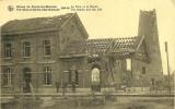 Ruines De Zarren-lez-Dixmude    La Gare Et Le Moulin - Guerre 1914-18