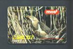 SLOVENIA  -  Remote Phonecard/Mobitel Bird As Scan - Slovenia