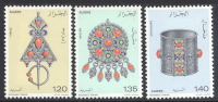Algérie - Y&T N° 693/95 - Neuf ** / MNH - Algérie (1962-...)