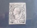 Germany Saxony State Stamp #10 Mint NG  VF - Saxony