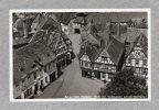 27258    Germania,    Selingenstadt  (Hessen),  Blick  Vom  Rathausturm  Auf  Den  Marktplatz,  NV - Germania