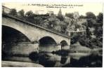 CPA 86 Vienne Poitiers Le Pont Du Chemin De Fer Et Le Tunnel - Poitiers