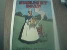 Postcard Unused Advertising Card - Opie Sunlight Soap - Old Maid - Pubblicitari
